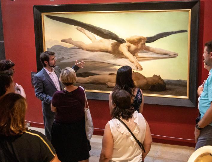 Groupe AUDIENS - Visite du Musée d'Orsay