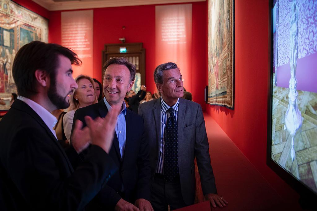 Exposition Créer sous Louis XIV